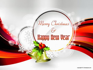 Christmas And New Year Bell Wallpaper Happy New Year 2015 Android Wallpapers, Pictures, Clips, Photos, Movies