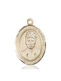 Image of St. Joseph Medal (14kt Gold)