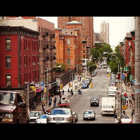 spanish harlem new york   NYC - Spanish Harlem   New York City Life  I think this is Lexington and 104th street