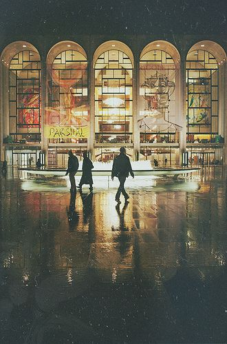 Lincoln Center, home of the Metropolitan Opera, the New York Philharmonic, the New York City Ballet and Dizzy's Club Coca-Cola—a sophisticated spot to enjoy cocktails and great late-night jazz.