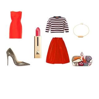 What to wear Chinese New Year? by styleXstyle