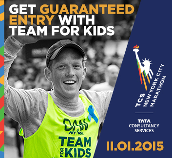 Get Guaranteed Entry When You Run With TFK