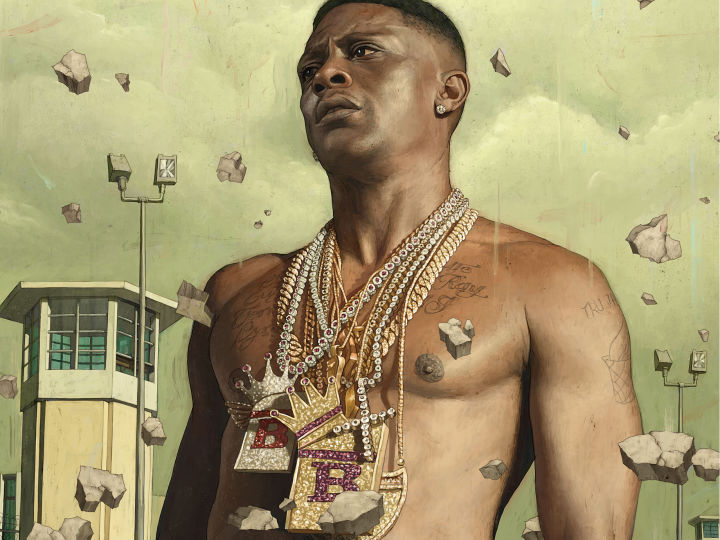 Rapper Lil Boosie Was the 'Sound of Ferguson' — Fresh Out of Jail, Can He Claw His Way Back?: Rory Kurtz