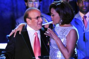 Clive Davis Pays Tribute to Whitney Houston at Pre-Grammy Gala