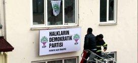 HDP'ye bu ilçede kiralık bina vermiyorlar !