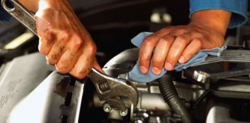 wrench automobile motor repair maintainance