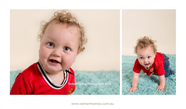 perth baby photographer 11 month old boy