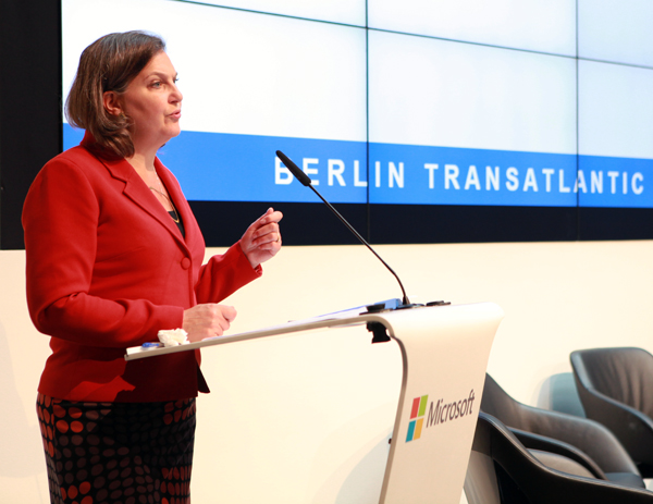 Assistant Secretary of State Nuland
