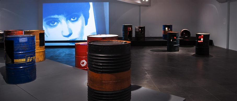 Retour de Nice - Gagliardi Art System - Contemporary art gallery in Torino, Italy