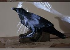 Glaser / Kunz, Raven (III) - Gagliardi Art System - Contemporary art gallery in Torino, Italy