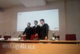 De Bellis (Direttore artistico), Del Corno (Assessore alla Cultura Comune di Milano), Pazzali (AD Miart)