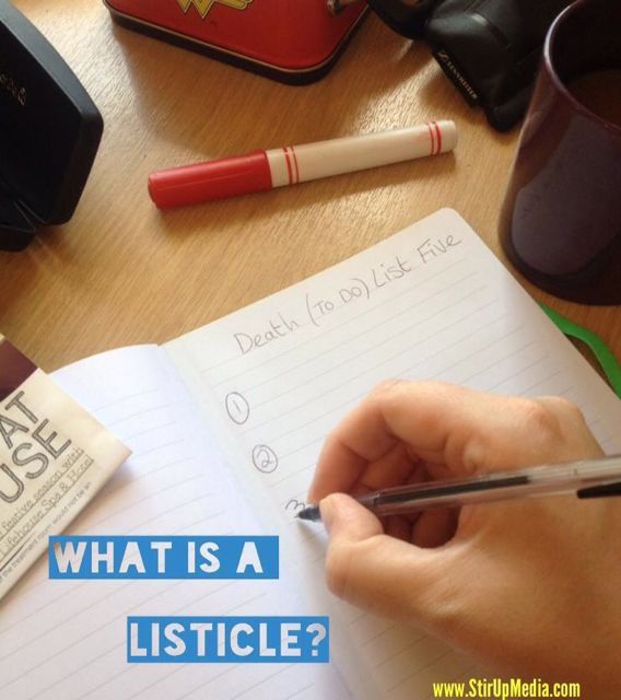 What Is A Listicle?