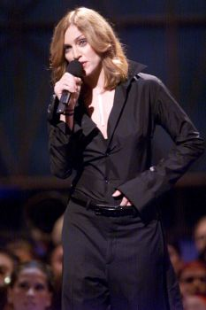 Madonna at the 1999 MTV Video Music Awards at the Metropolitan Opera House, Lincoln Center in New York City, Sept. 9, 1999. Photo: Scott Gries, Getty Images / Getty Images North America