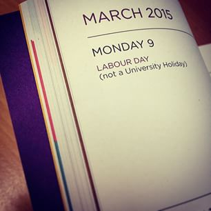 STOP✋Don't plan for a long weekend, Labour Day is not a uni holiday (booo!) Get the only student diary with academic dates in it for just $10   available at #UMSU Info Centres & @unimelbunistore umsu.unimelb.edu.au/diary