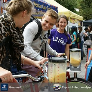 RG   See you next Wednesday Farmers' Market! #nicetomeetyou #unimelb #carltonconnect