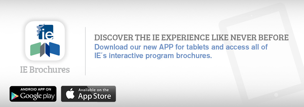 IE Brochures iPad and Android app