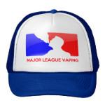 Vaping Hat - Major League