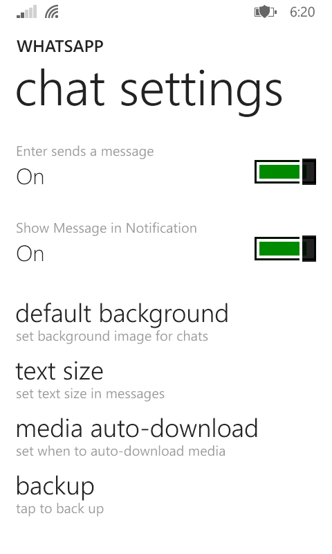 WhatsApp Is Back In Store With Many New Changes For Windows Phone