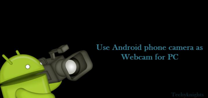 Cara Menjadikan Android Sebagai Webcam Wireless di Ubuntu