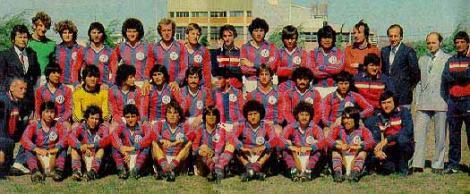 San Lorenzo campeón primera b