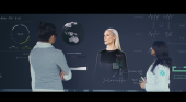 """[VIDEO] Microsoft's """"Productivity Future Vision"""" includes super-thin & bendable tablets, holograms"""