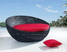 沙滩躺床 鸟巢太阳椅款式