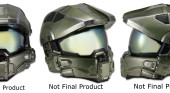How cool is this?! Halo Master Chief modular motorcycle helmet coming this summer!
