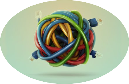 Network Cable Ball