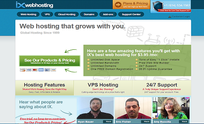 ixwebhosting review 2015