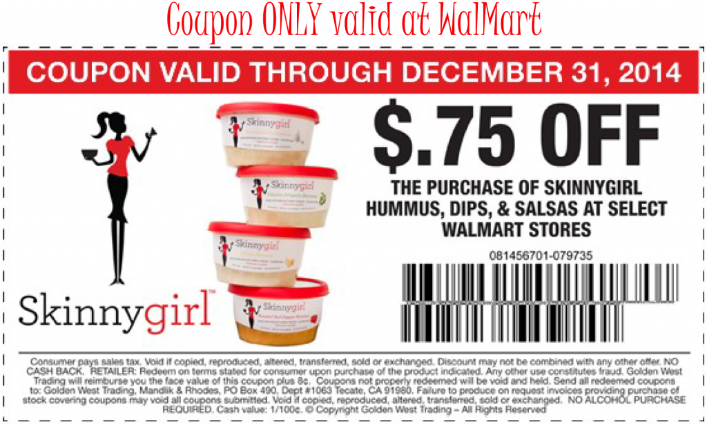 Skinny Girl Greek Yogurt Hummus WalMart Coupon #NowThisIsSkinnyDipping #Sponsored #MC