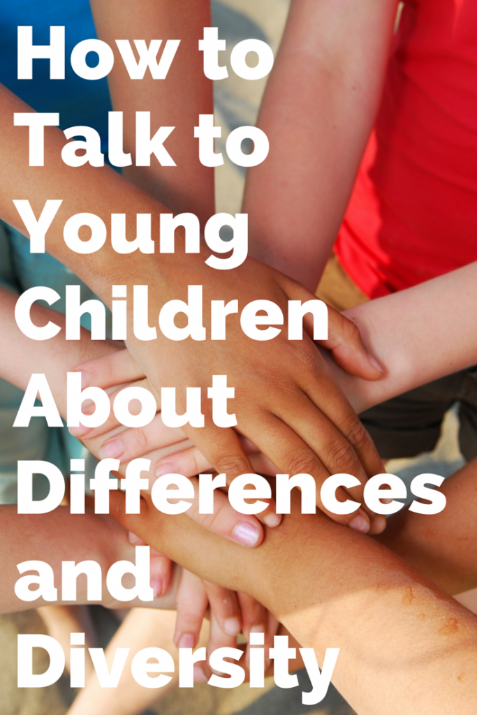 Teaching Diversity to Preschoolers and Young Children