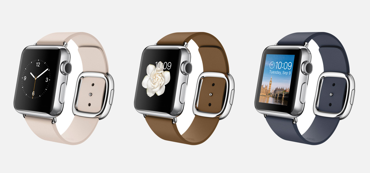 apple watch 31 Initial Apple Watch thoughts: Bands