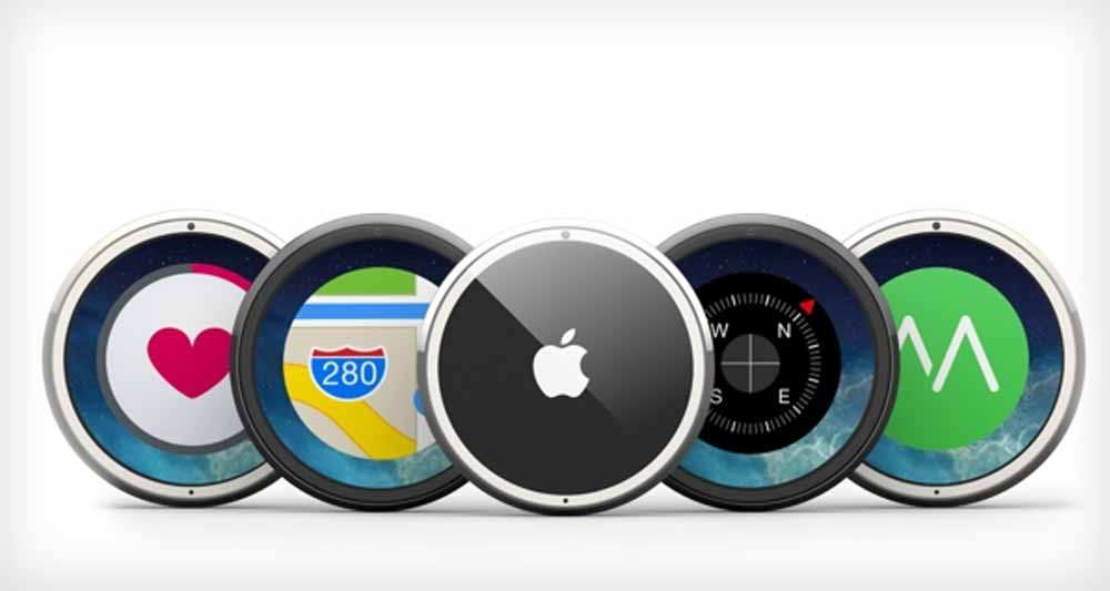 iwatch concept puck What if the iWatch is not just a wrist device?