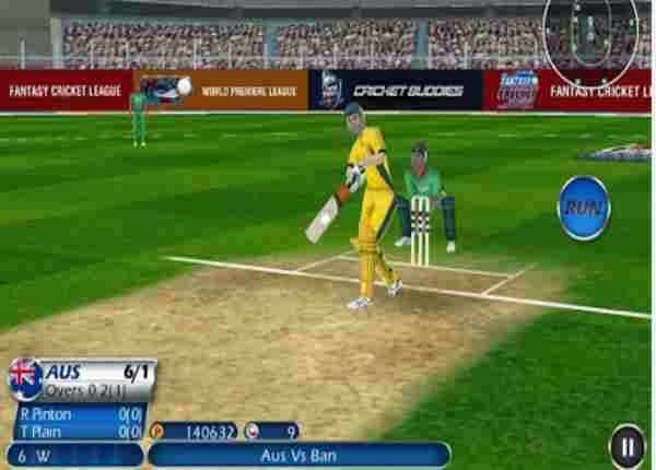 World Championship Android Cricket Games.