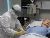 Simulación Clínica contra el Ébola