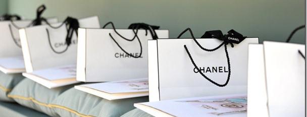 Chanel Cruises into Dubai