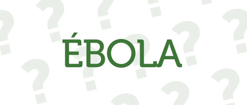 Dudas sobre el Ébola
