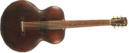 Guitare-Archtop-Orville-Gibson-1898