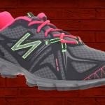 New Balance WT610 Trail running shoes reviews