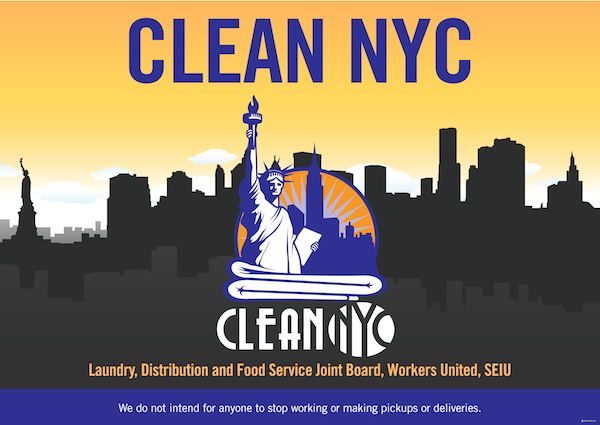 The CLEAN ACT will help clean up New York City's dirty laundries