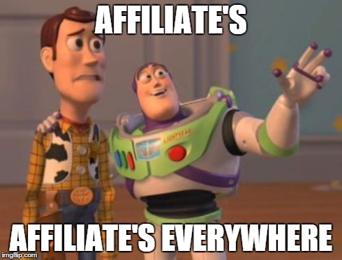 Affiliate marketers everywhere