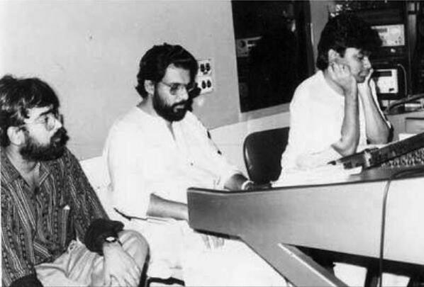 A-young-AR-Rahman-with-Yesudas