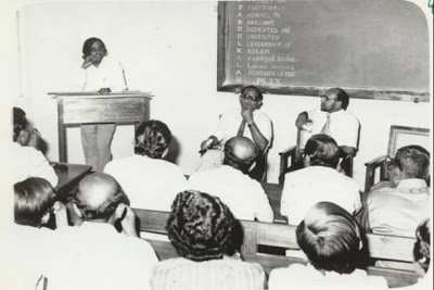 VISIT OF Dr. A.P.J ABDUL KALAM IN 1981 WHILE HE WAS IN ISRO 3