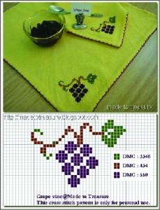 grape Harvest pattern