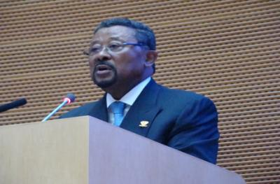 Opening of the 18th Ordinary Session of the Assembly of the African Union, 29-01-2012, Addis Ababa, Ethiopia.