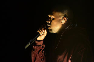 Watch Kanye West's Busy Day, From Adidas Launch to NBA All-Star Concert
