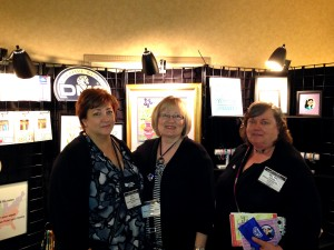 Mary Ann Kritl, along with Julie and Connie
