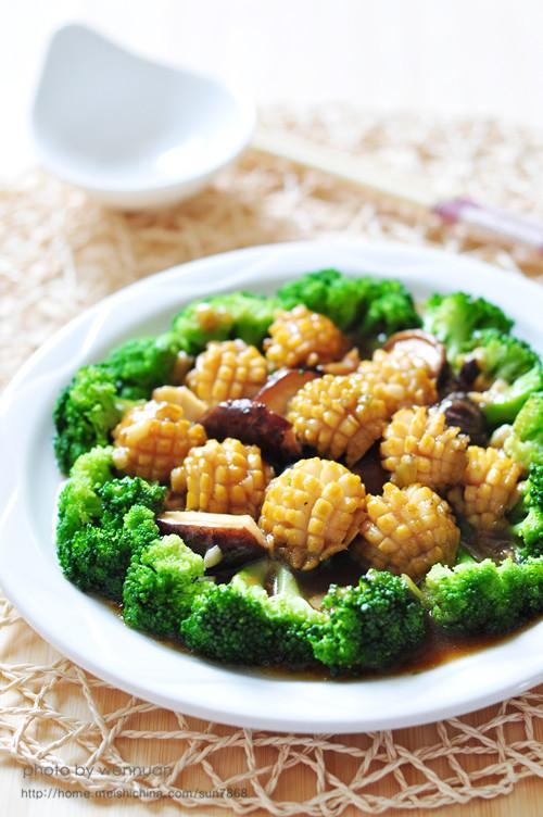 香菇烧鲍鱼的做法