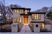 Contemporary Exterior Home Style Color Schemes
