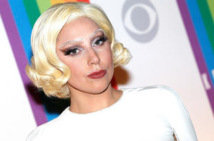 Lady Gaga's Mile-High Hair-and-Makeup Session and More Insider Gossip